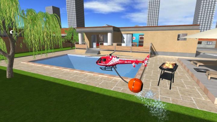 Helidroid 3: 3D – виртуальный радиоуправляемый вертолет для Андроид