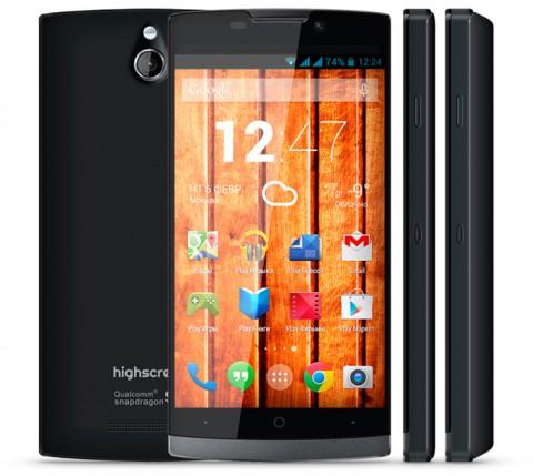 Highscreen Boost 2 SE – смартфон, который работает без подзарядки до двух недель