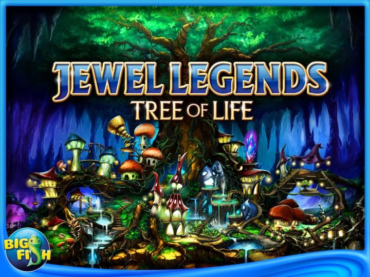 Jewel Legends: Tree of Life – головоломка с необычным сюжетом