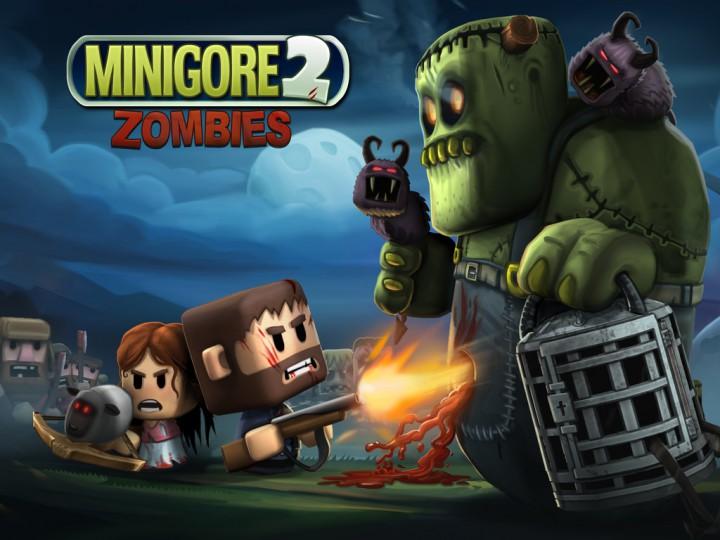 Minigore 2: Zombies – кровавое побоище на Android