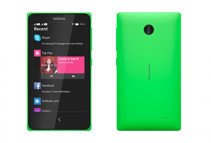 Nokia X, Nokia X+ и Nokia XL – бюджетные смартфоны от Nokia на Android