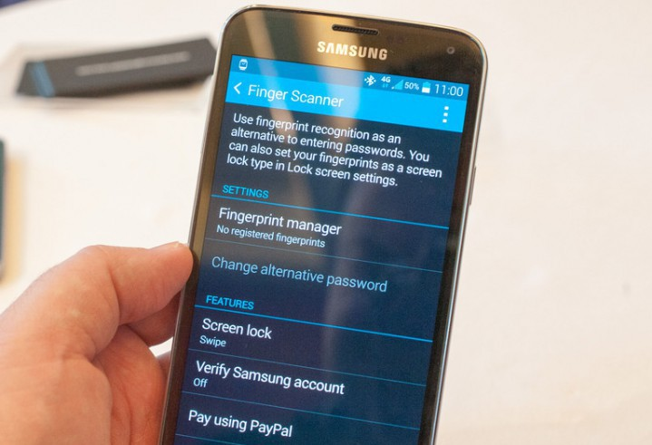 Реанимируем Samsung Galaxy S5
