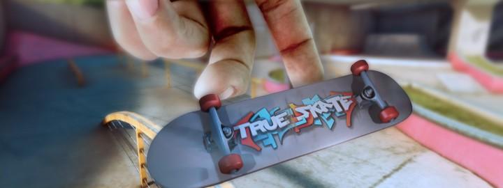 True Skate – самый реалистичный симулятор скейтборда на Android