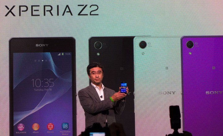 Xperia Z2, Z2 Tablet и M2 – новые устройства от Sony