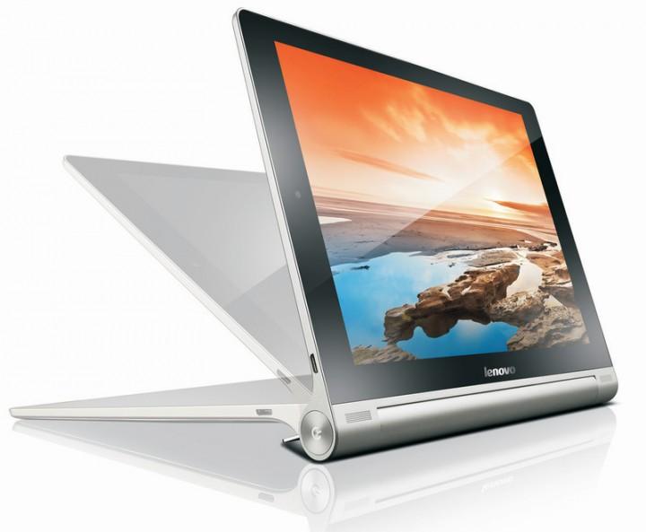 Yoga Tablet 10 HD+ – новый планшет от Lenovo