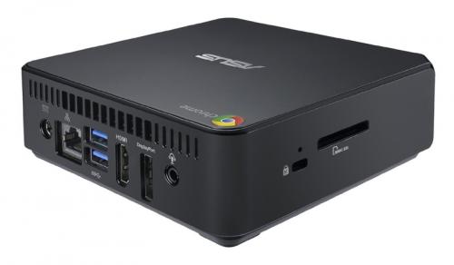 ASUS Chromebox – простой и надежный компьютер для учебы и работы