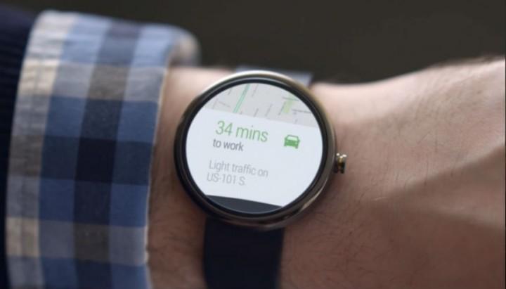 Android Wear – операционная система для смарт-часов от компании Google