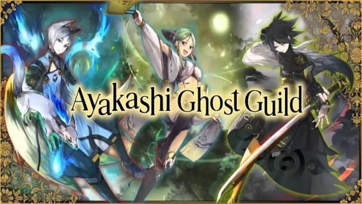 Ayakashi: Ghost Guild – карточная RPG от компании Zynga