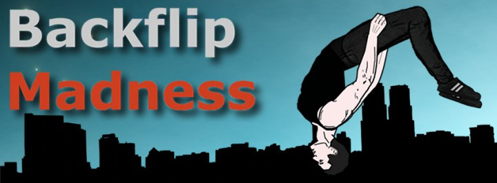 Backflip Madness – симулятор паркура с реалистичной физикой