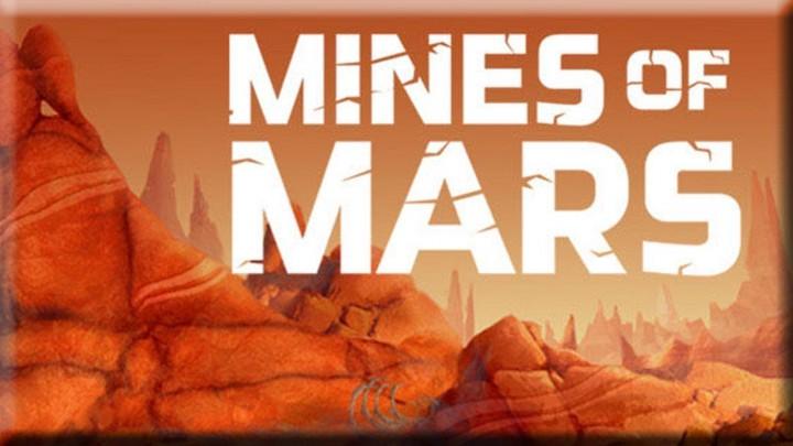 Mines of Mars – исследование марсианских колоний на Android