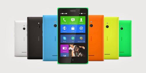 Nokia X vs Nokia X+ vs Nokia XL