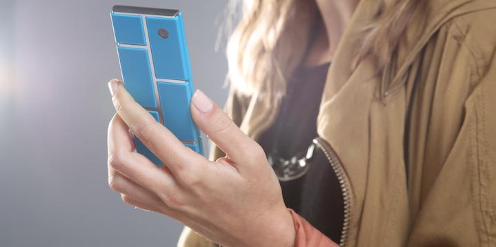 Project Ara – первый модульный смартфон