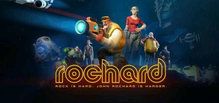 Rochard – манипуляции с гравитацией на Android