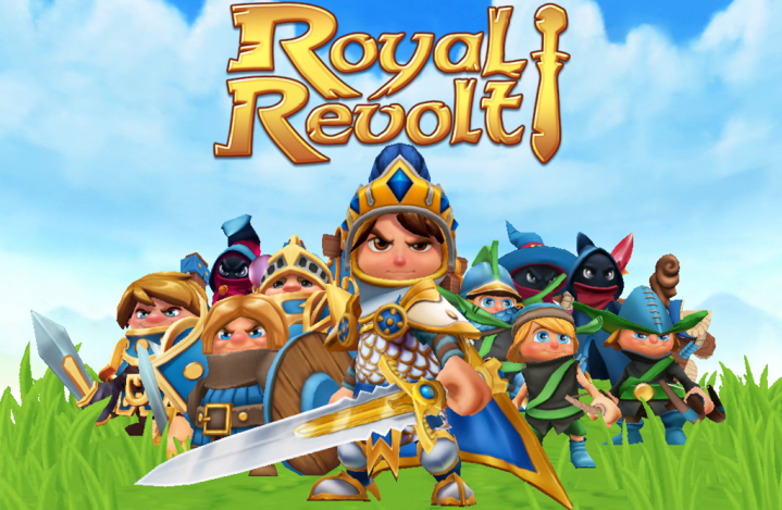 Royal Revolt и Royal Revolt 2 – борьба за королевский престол на Android