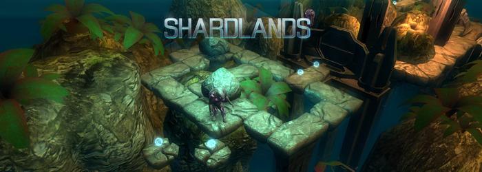 Shardlands – головоломка про телекинетические способности для Android