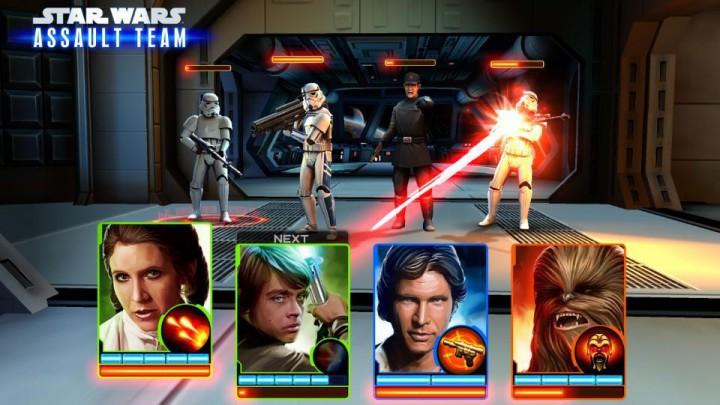 Star Wars: Assault Team – судьба культовых персонажей теперь в ваших руках
