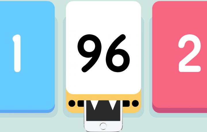 Threes! – культовая iOS головоломка теперь доступна и для Android пользователей