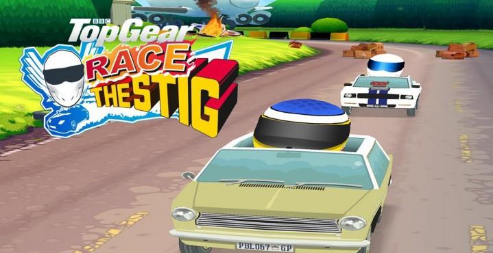 Top Gear: Race The Stig – игра по мотивам культового шоу