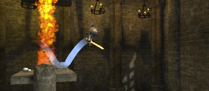 Wind-up Knight 2 – рыцарские приключения в превосходном 3D мире