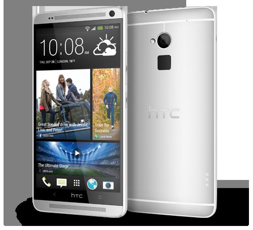 Загружаем HTC One Max в Fastboot, Recovery Mode и делаем Hard Reset