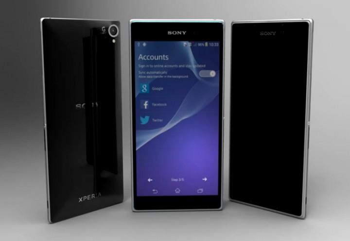 Обновляем Sony Xperia Z2