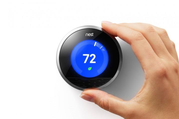 Термостат Nest уже можно купить в Google Play