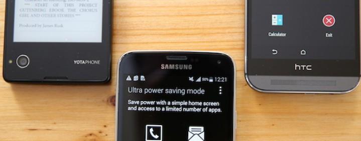 Android от А до Я: Энергосбережение и современные Android смартфоны