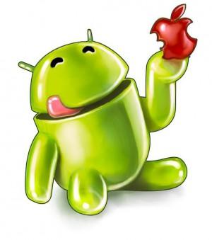 5 эксклюзивных для платформы Android приложений, которых нет у пользователей Apple