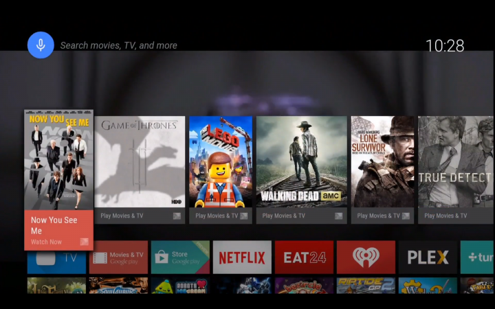 Android TV – любимый медиа-контент платформы Android на большом экране