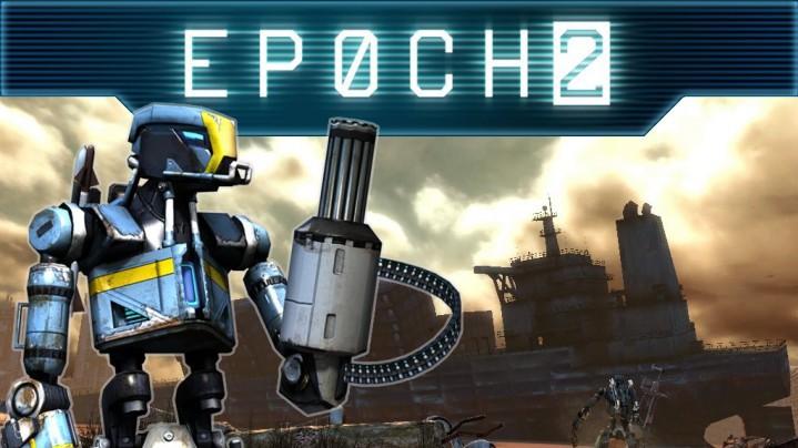 EPOCH.2 – война роботов на Android