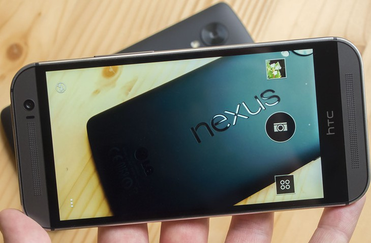 HTC One M8 vs Nexus 5