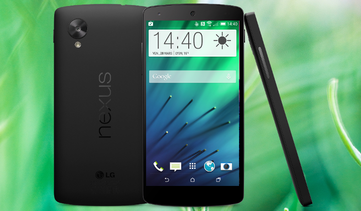 HTC Sense 6 можно поставить на Nexus 5
