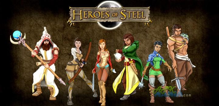 Heroes of Steel RPG Elite – обновленная и расширенная версия нашумевшей RPG