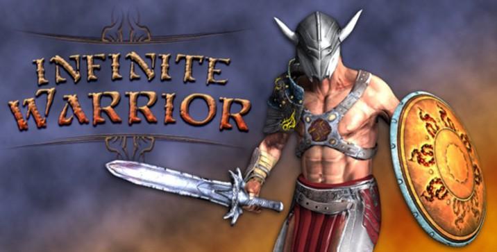 Infinite Warrior – бесконечный раннер с элементами RPG
