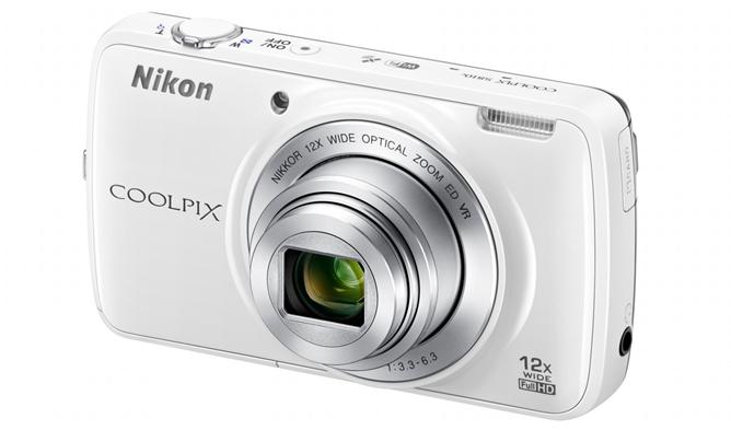 Nikon Coolpix S810c – фотоаппарат на Android 4.2.2