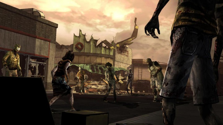 The Walking Dead: Season One – игра по мотивам серии комиксов доступна для Android