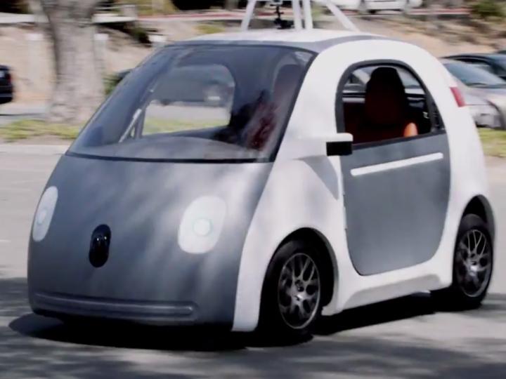 Автономный автомобиль – многообещающий проект подразделения экспериментаторов Google X