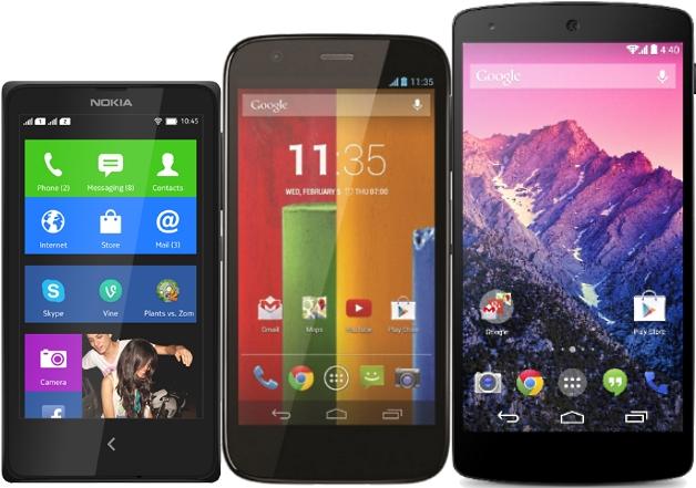 Три дешевых Android смартфона – три абсолютно разных уровня качества