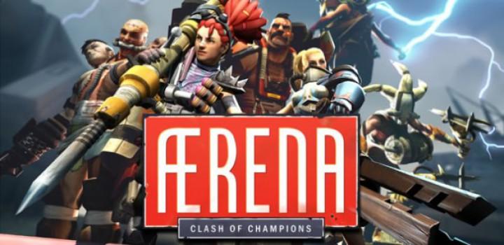 AERENA Clash of Champions – увлекательная пошаговая стратегия для планшетов и смартфонов