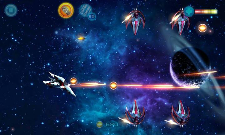 Alpha Zero – захватывающие космические баталии на Android