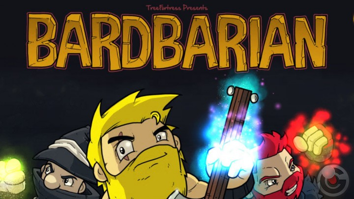 Bardbarian – приключения барда варвара на Android