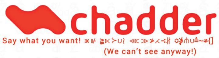 Chadder – мессенджер для безопасного общения с друзьями