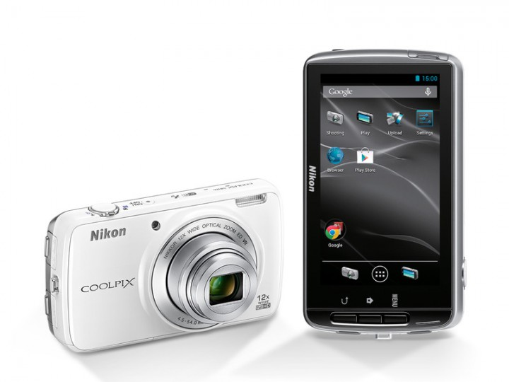 Coolpix S810c – Android камера от Nikon