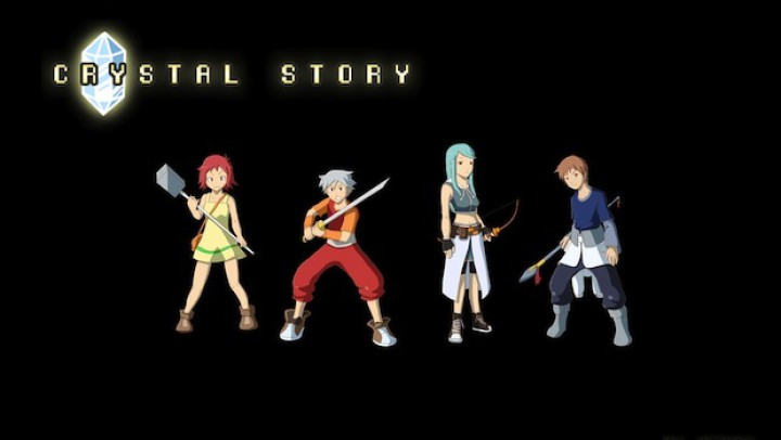 "Crystal Story – JRPG с элементами ""рогалика"""