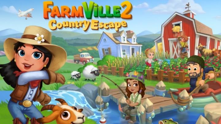 FarmVille 2: Country Escape – продолжение культовой фермы для вашего Android устройства