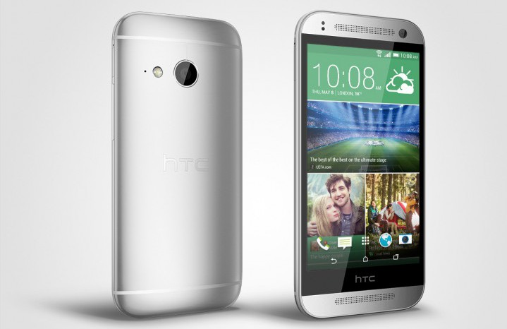 HTC One Mini 2 – младший брат HTC One M8