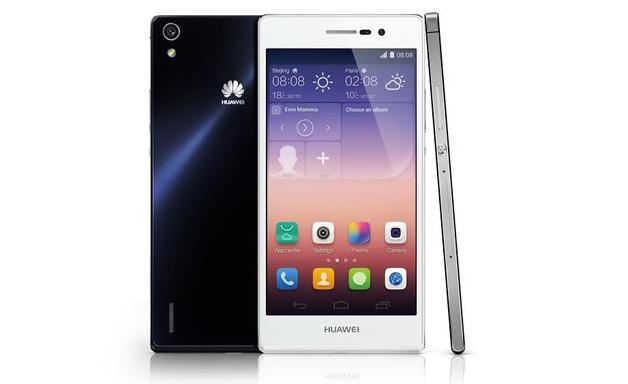 Huawei Ascend P7 – новый флагманский смартфон от крупнейшей китайской компании