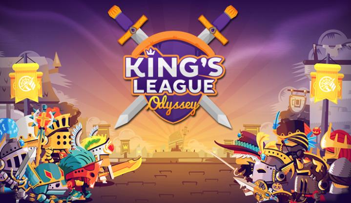 King's League: Odyssey – стратегия с забавными персонажами для вашего Андроида
