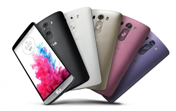 LG G3 – дисплей с разрешением 2560х1440, 3ГБ ОЗУ и процессор на 2,5 ГГц