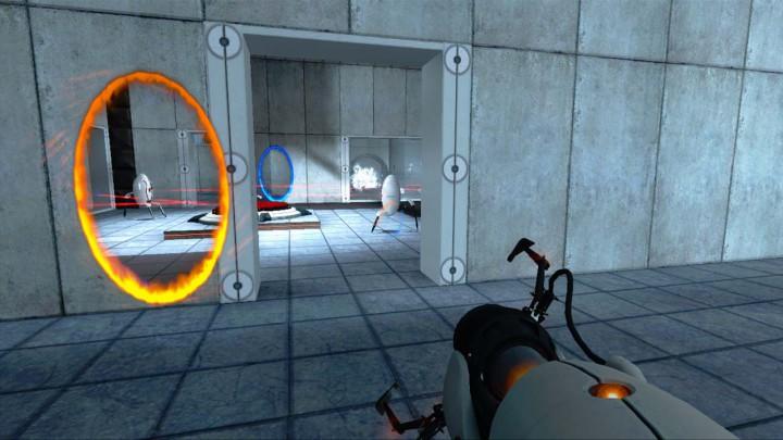 Portal – культовая головоломка от первого лица теперь и на Андроид